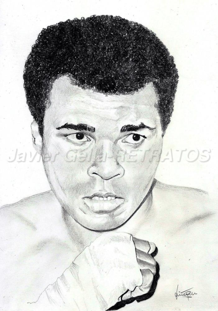 Muhammad Ali by JumpingJack